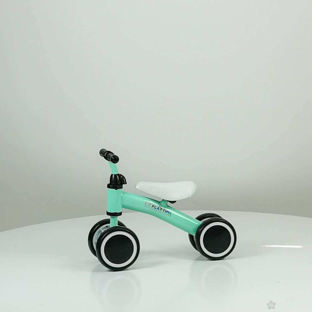 Balans bicikl baby model 753-1 ZELENA