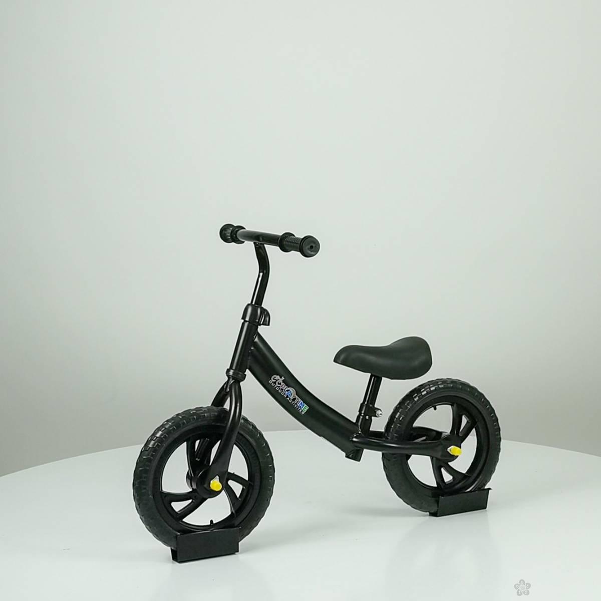 Balans bicikl model 752 crni