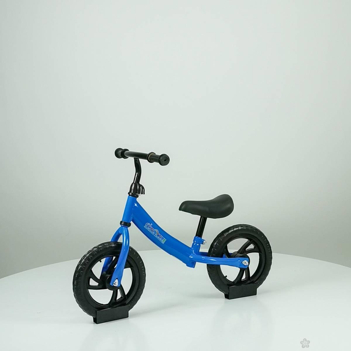 Balans bicikl model 752 plavi