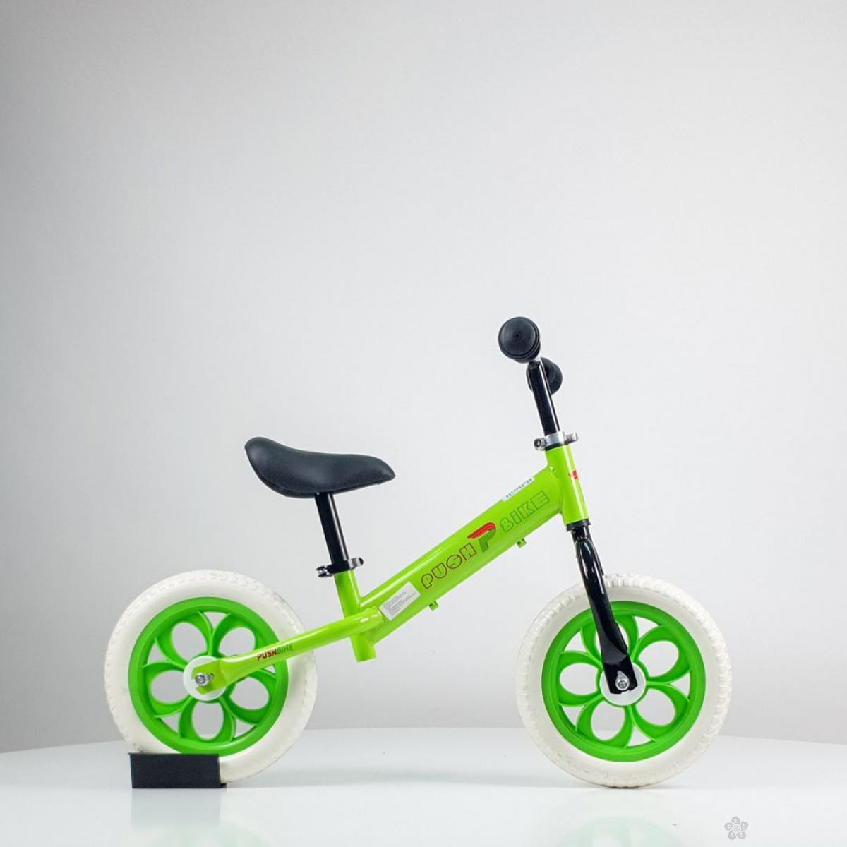 Balans bicikl model 758 zeleni