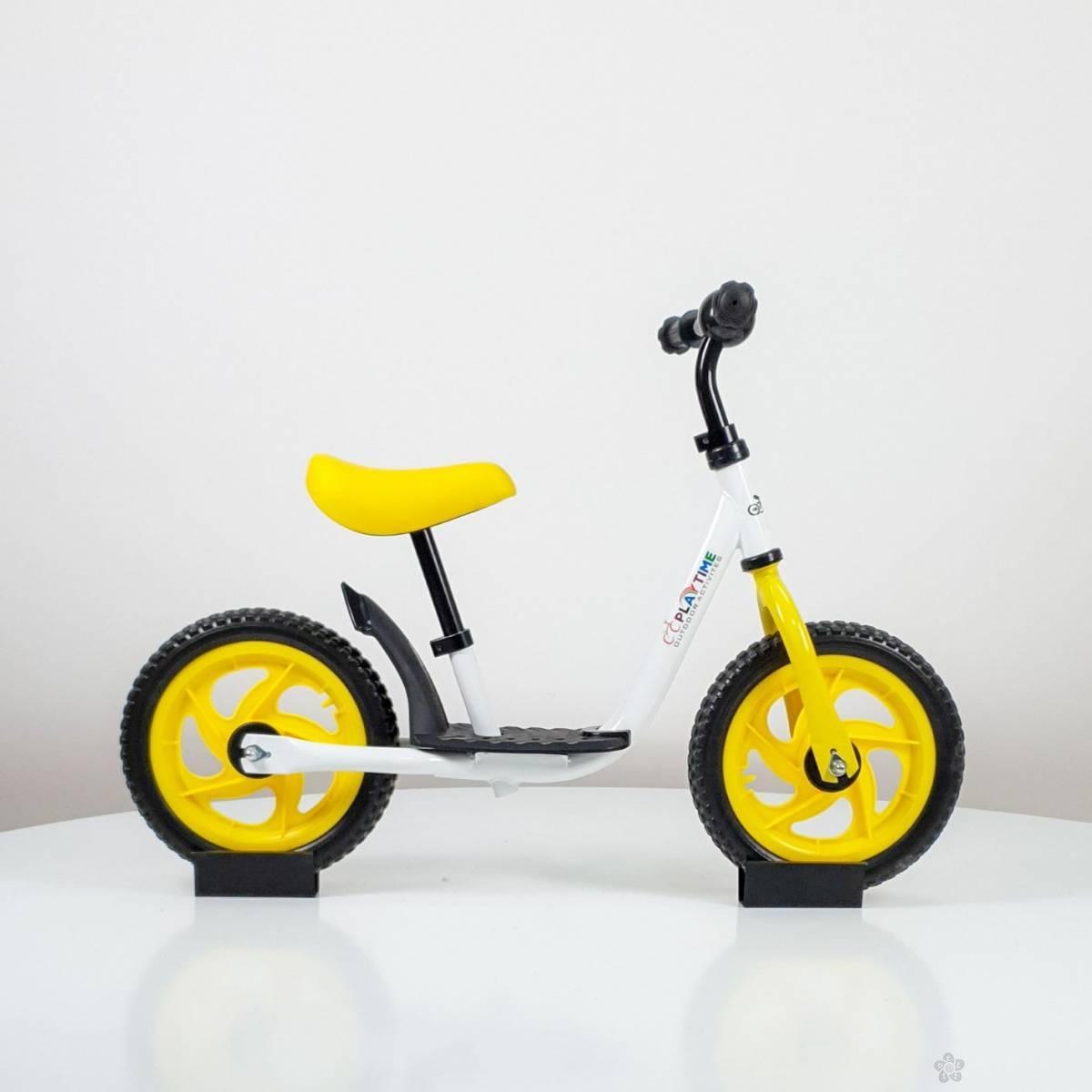 Balans bicikl model 754 žuta