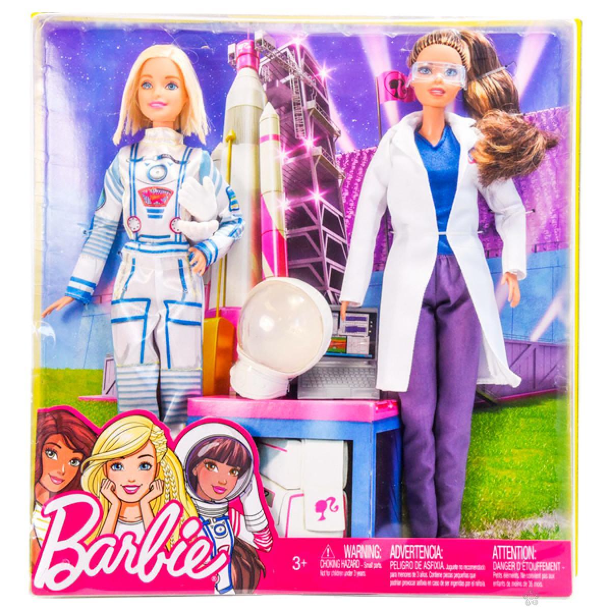 Barbie set astronautkinje FCP65