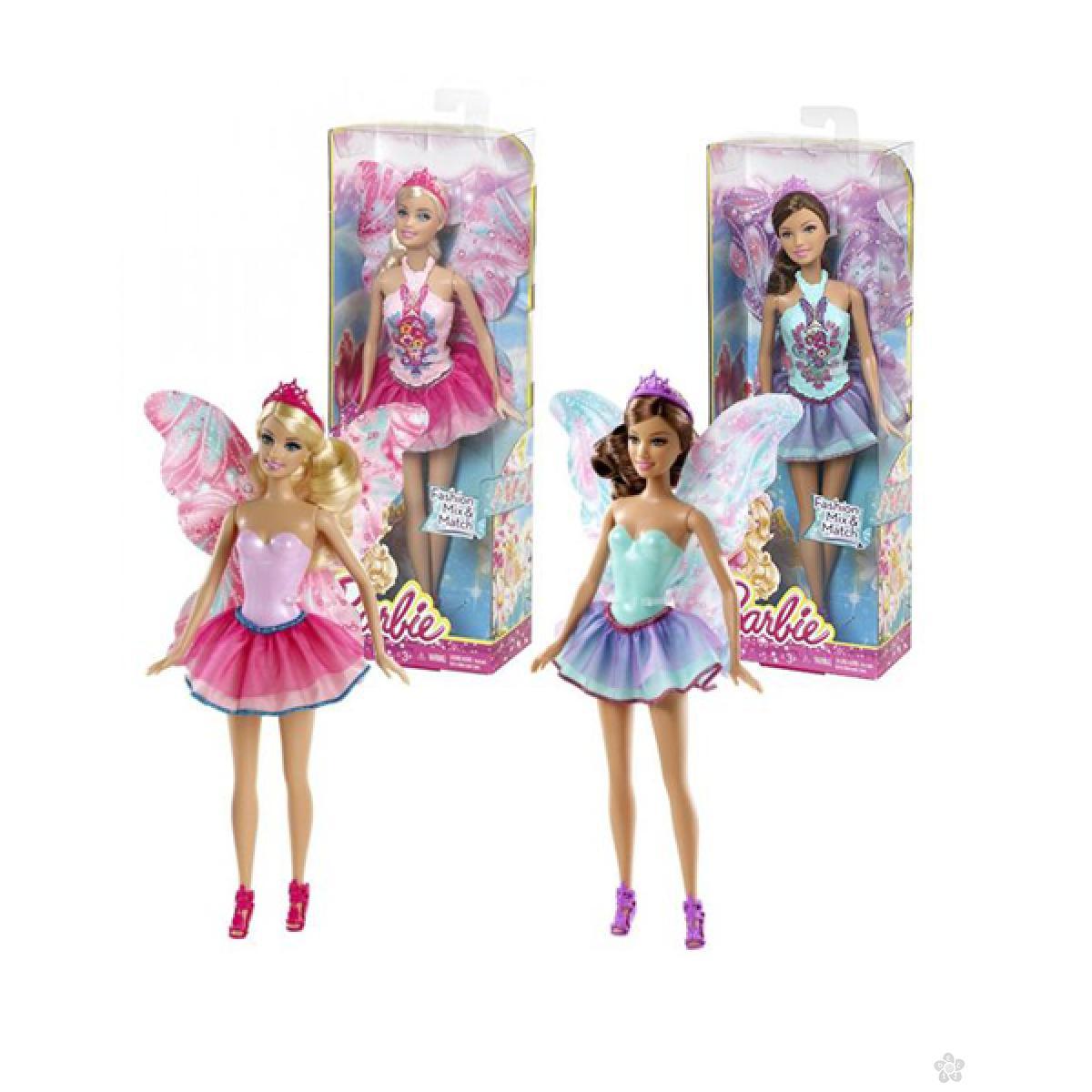 Barbie lutka vila, 446cbr13