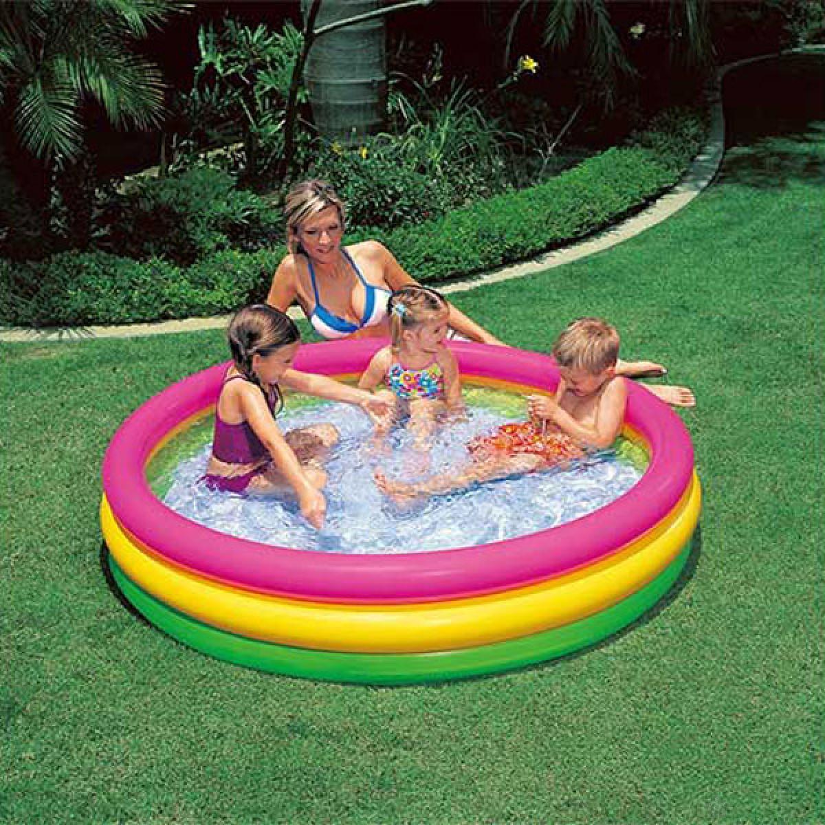 Dečiji bazen Intex 147x33cm 14/57422NPI