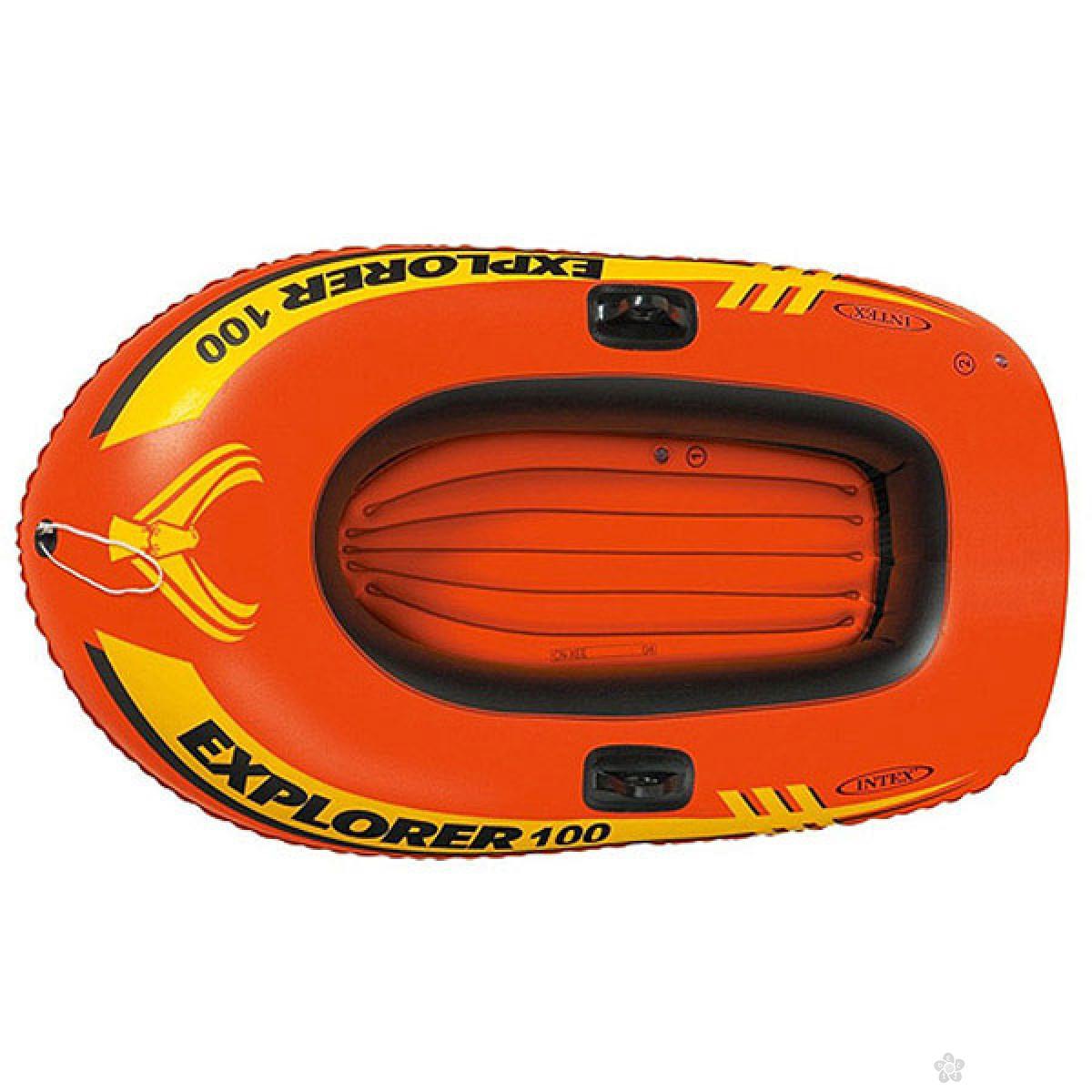 Čamac Explorer 100 147x84x36cm Intex 58329