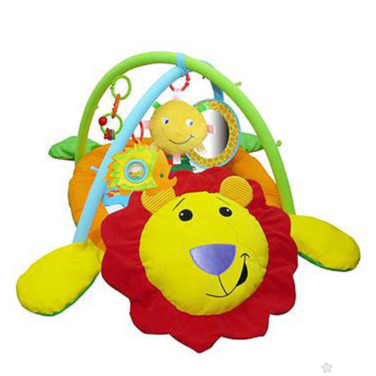 Bebi gimnastika  Biba Toys lav - lux, 147-BP668