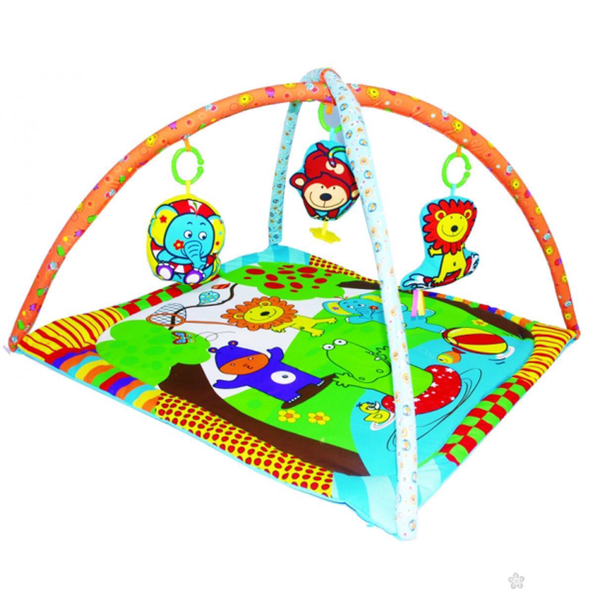 Bebi gimnastika Biba Toys džungla, 6350092