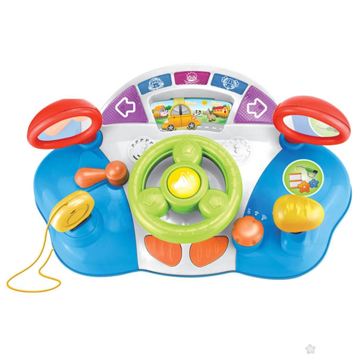 Bebi muzički aktiviti volan 22871