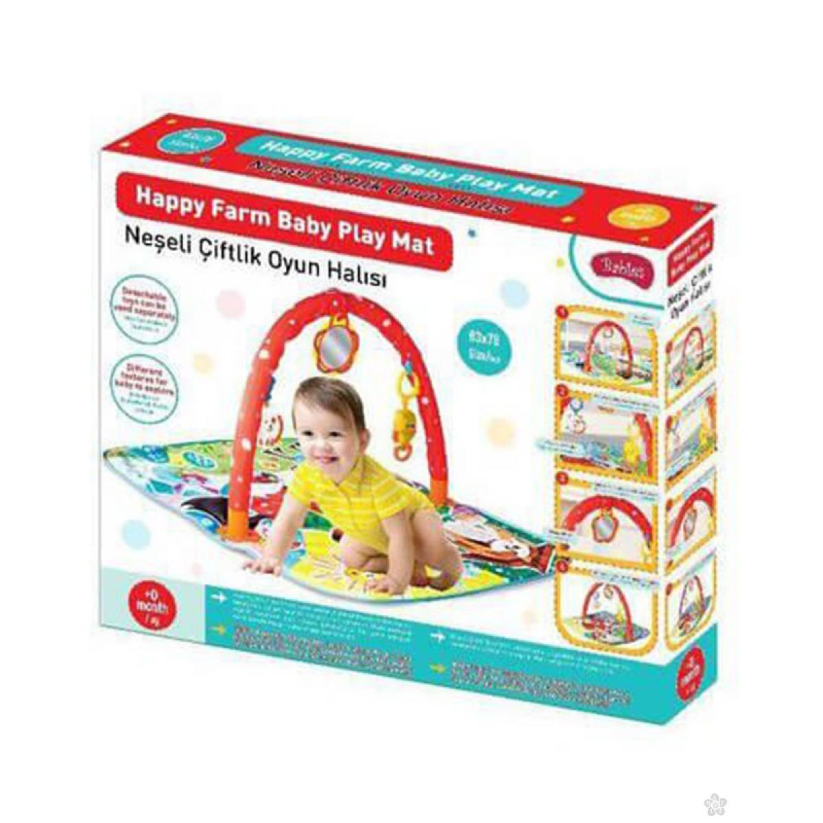 Baby podloga za igru FR58451