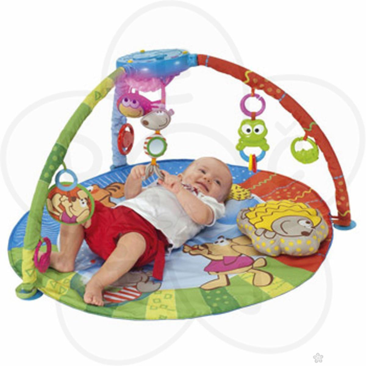 Chicco bebi gimnastika Bubble