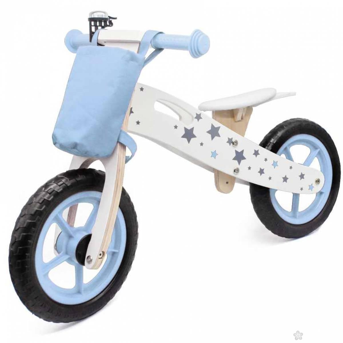 Drveni balans bike 755
