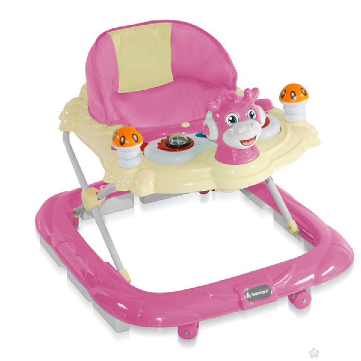 Dubak - Bambi EB Pink, 10120290909