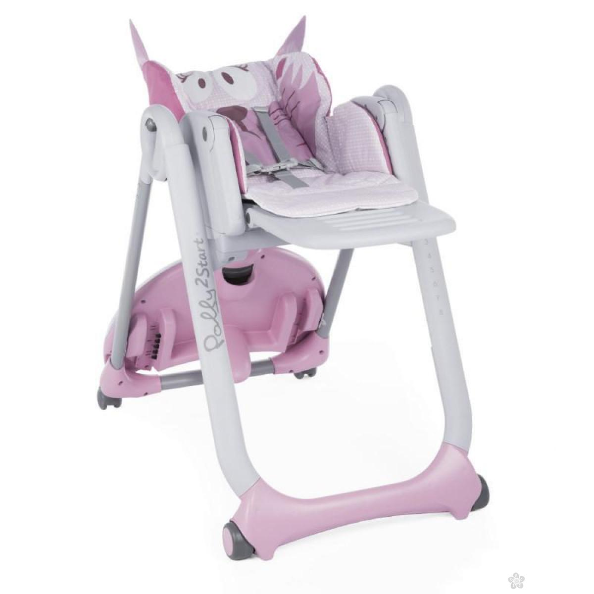 Chicco hranilica Polly 2 Start A026439-MissPink