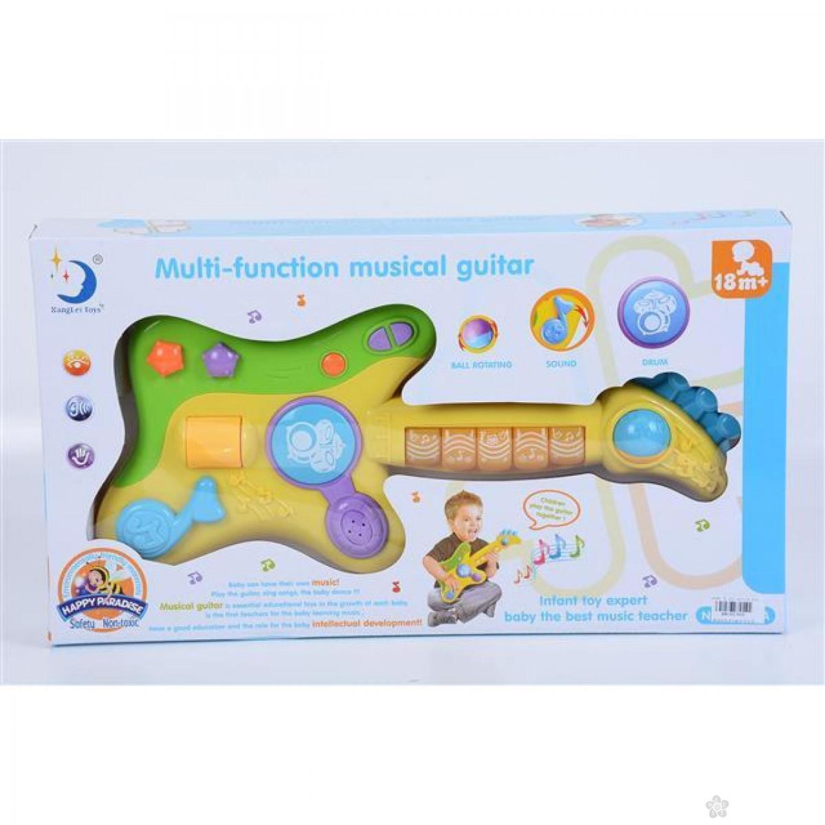 Muzička gitara za bebe, 57455