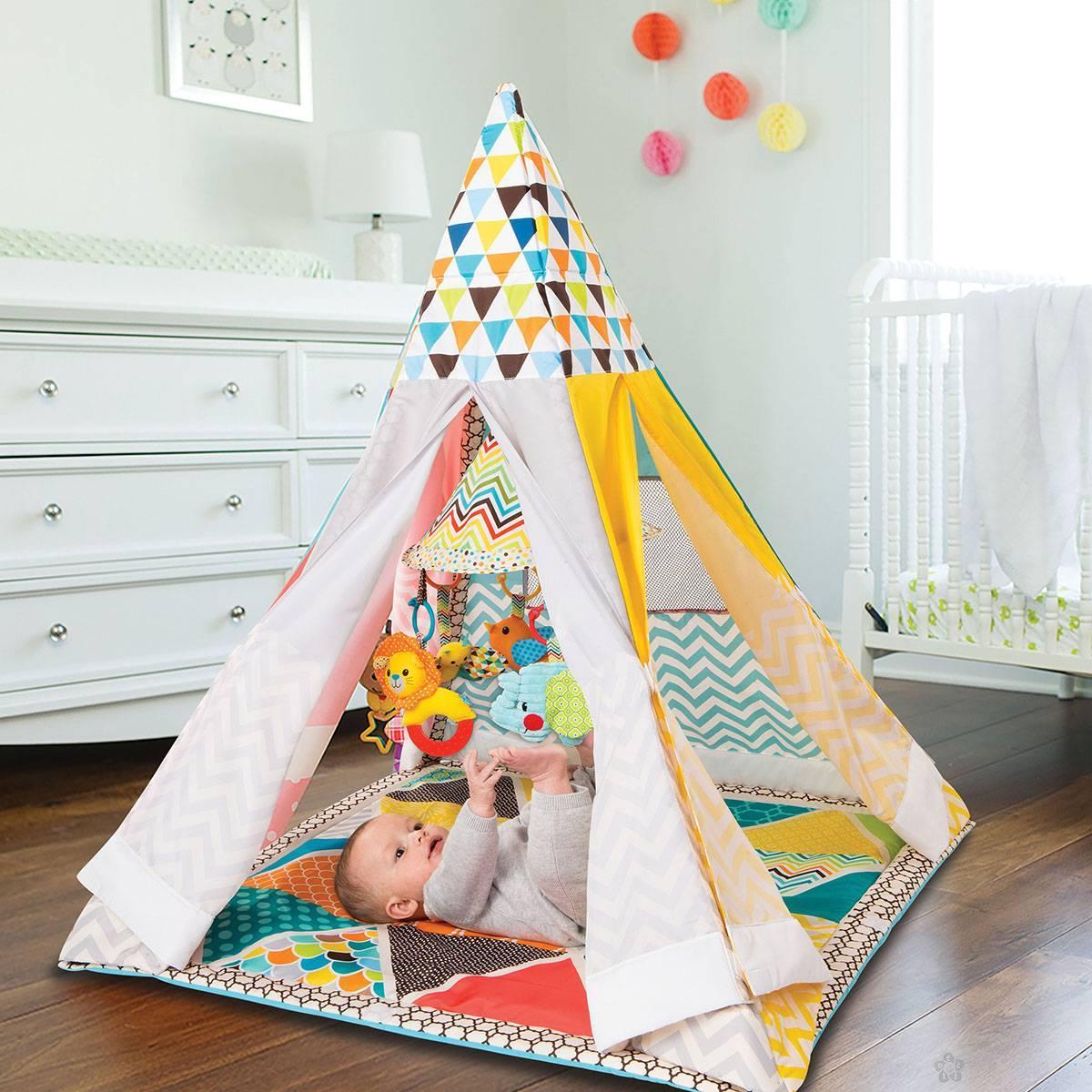 Infantino šator i podloga za igru, 115067