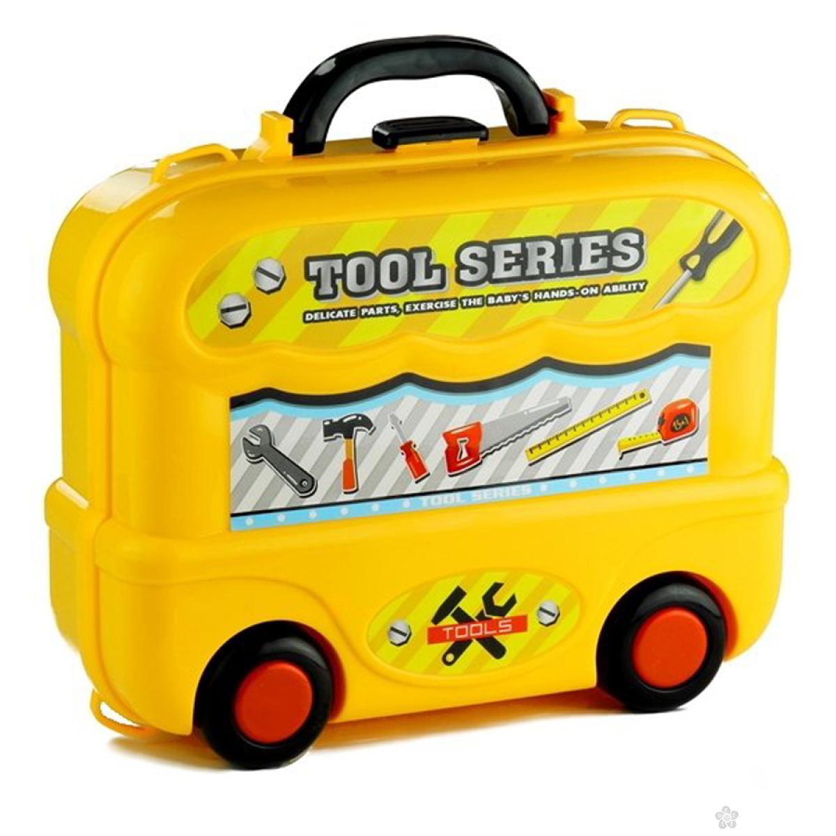 Kofer set sa alatom 59125