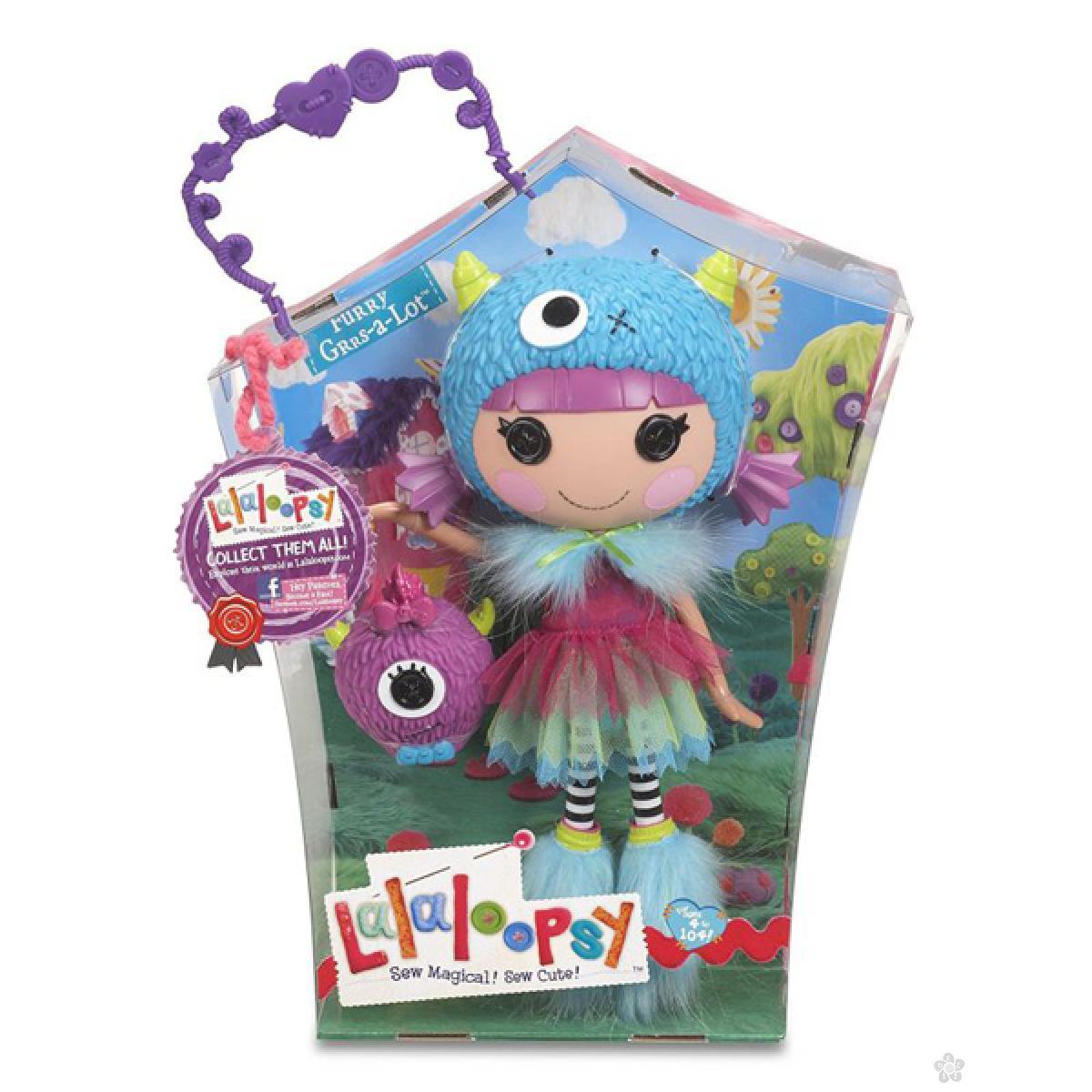 Krzenena lutka Lalaloopsy 518400