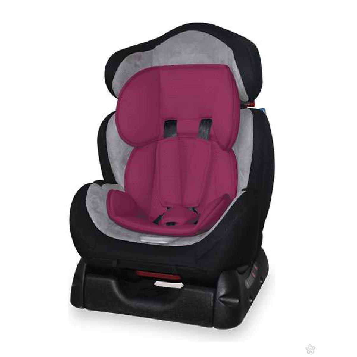 Auto Sedište Safeguard Rose & Grey 0-25kg 10070711662