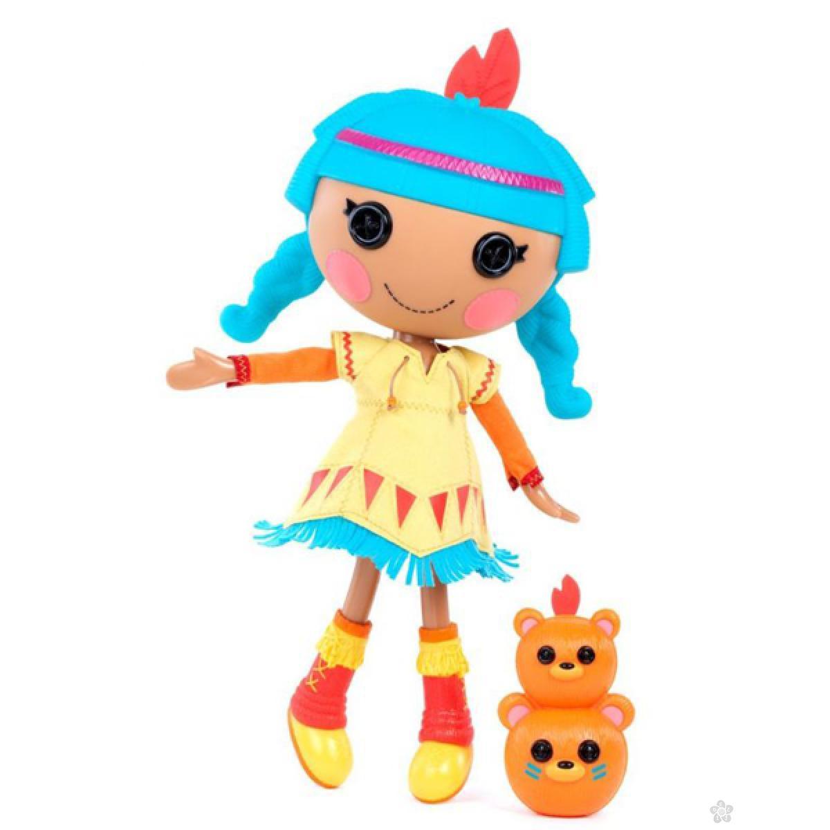 Lutka Indijanka Lalaloopsy 518398