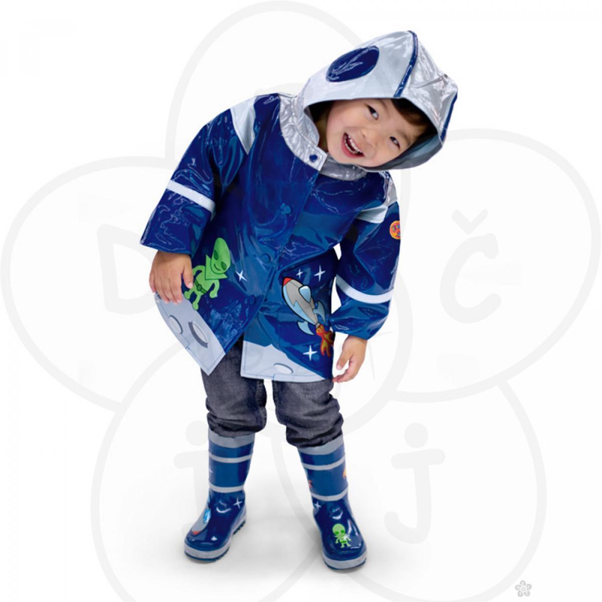 Kidorable gumene čizme Astronaut