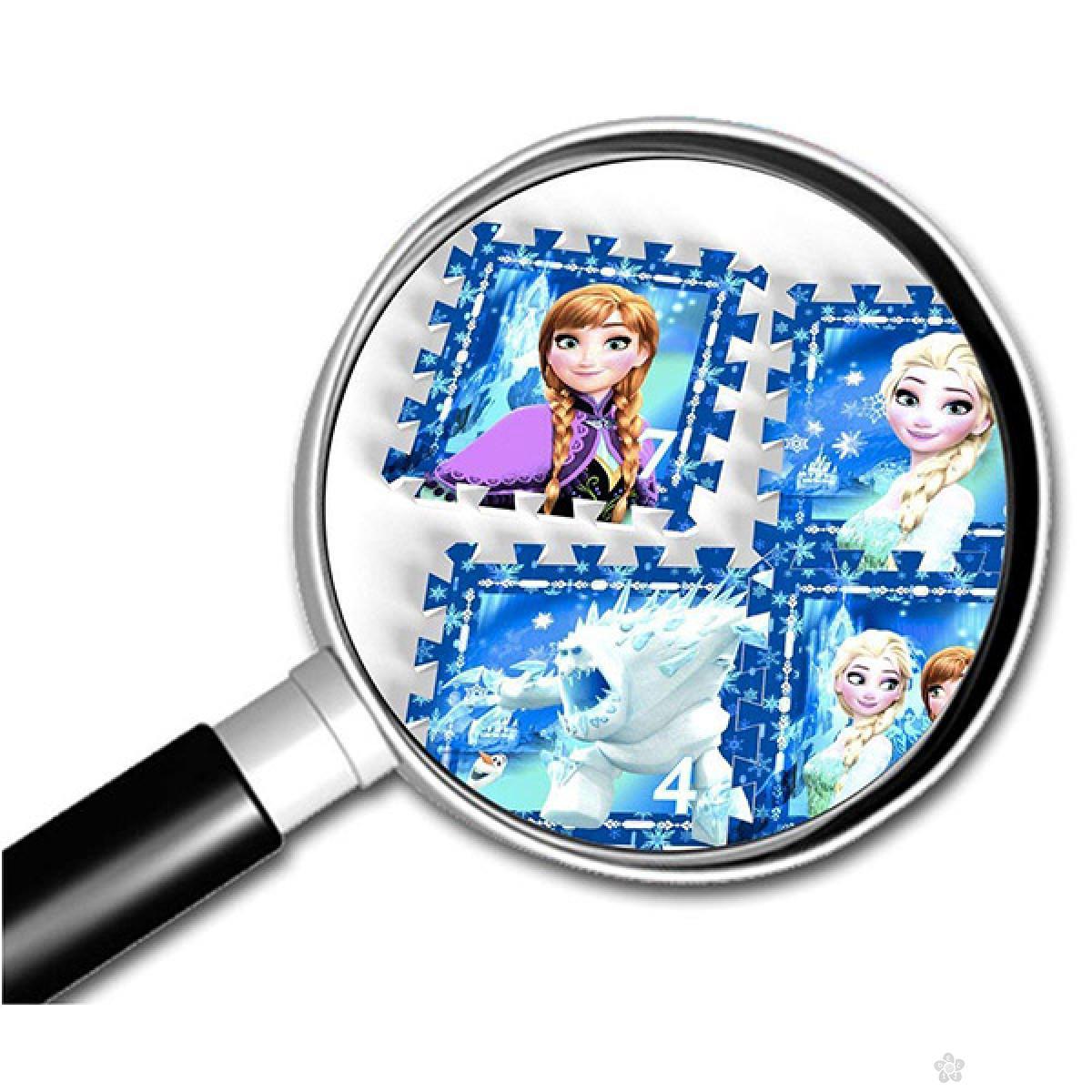 Mekane podne puzzle Frozen 8 delova 21011