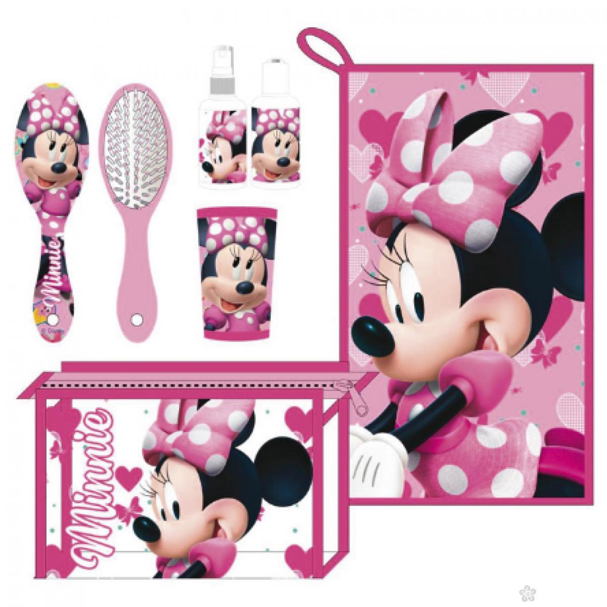 Set za negu - neseser Minnie Mouse 2500000947