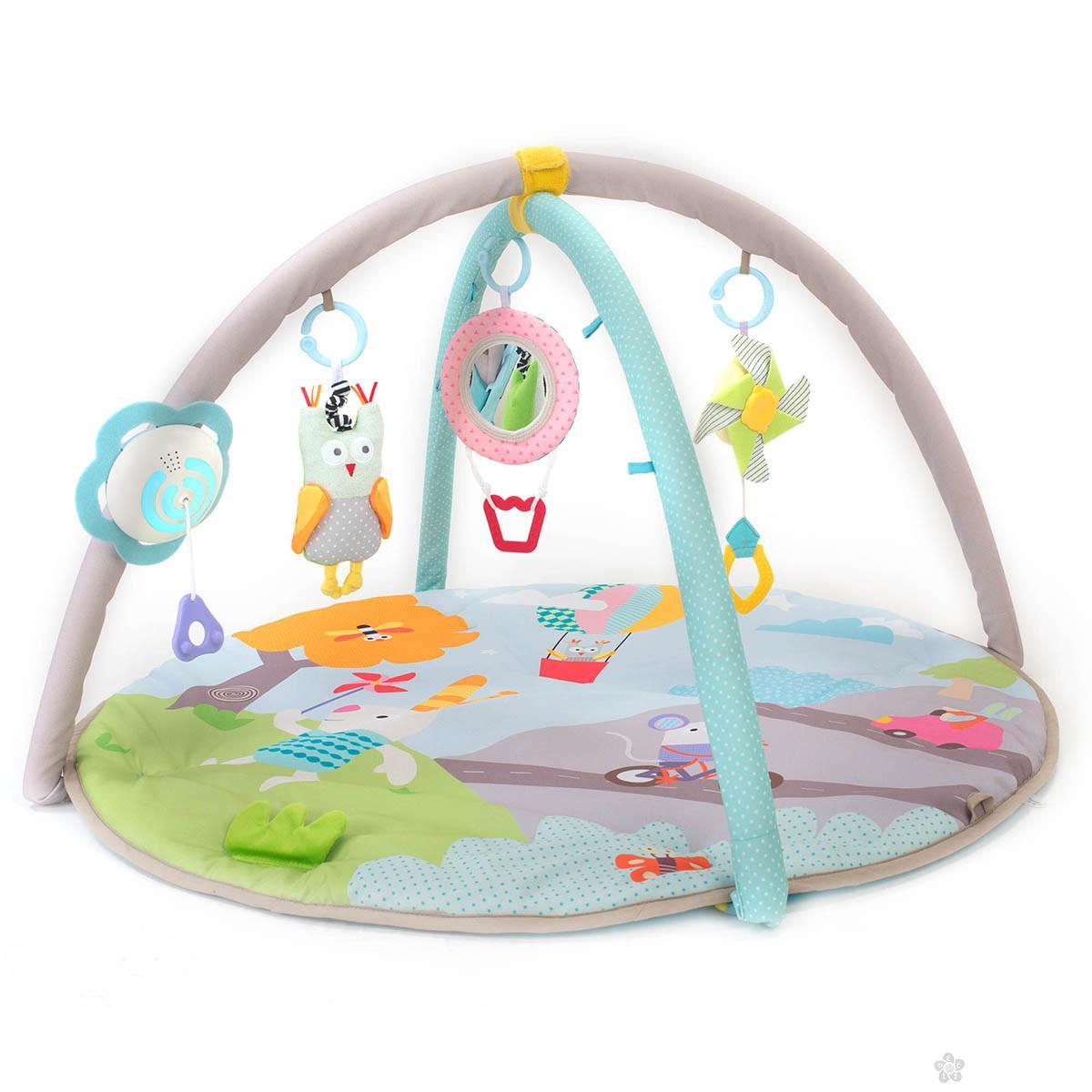 Taf Toys muzička podloga za igranje Priroda, 114005