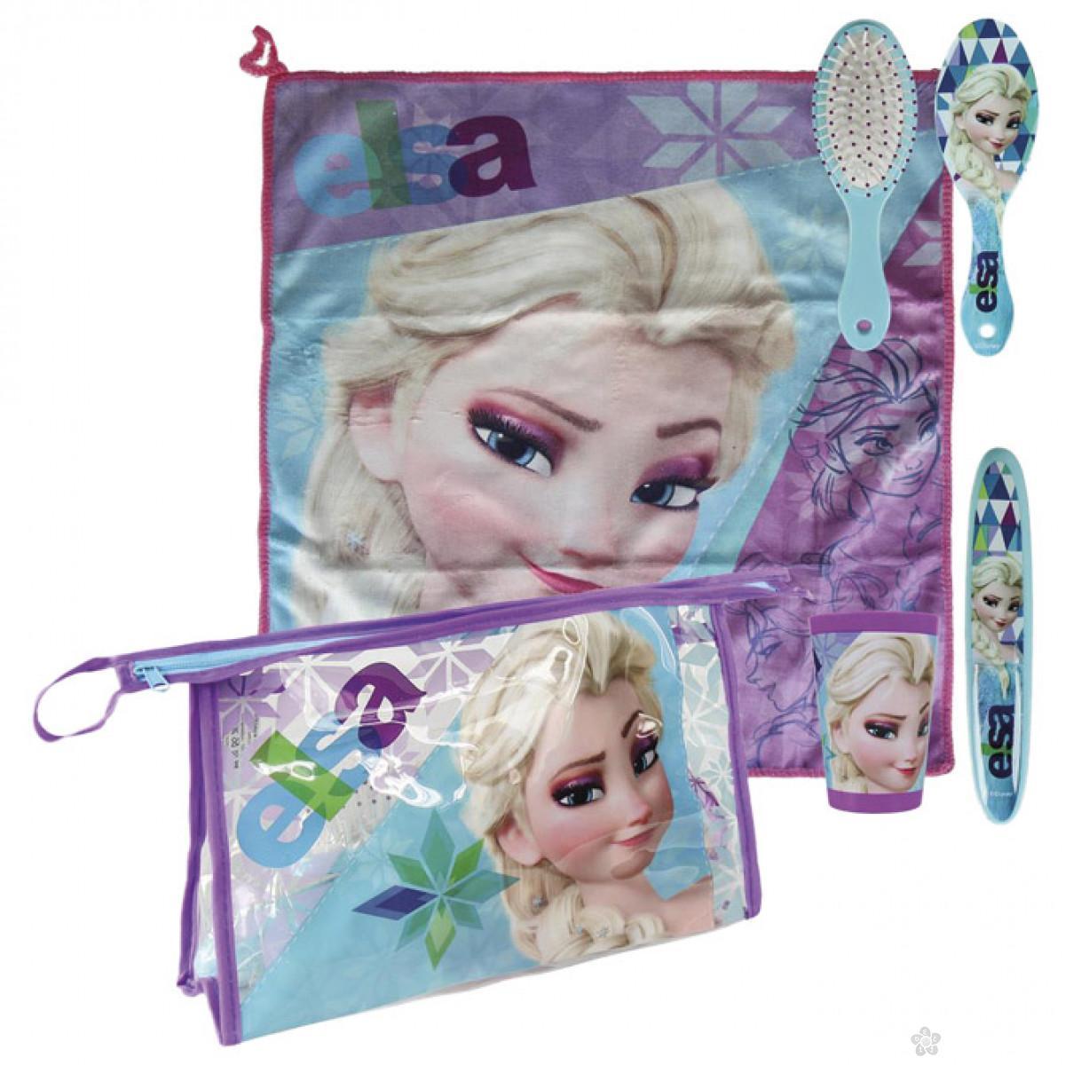 Set za negu - neseser Frozen 610253