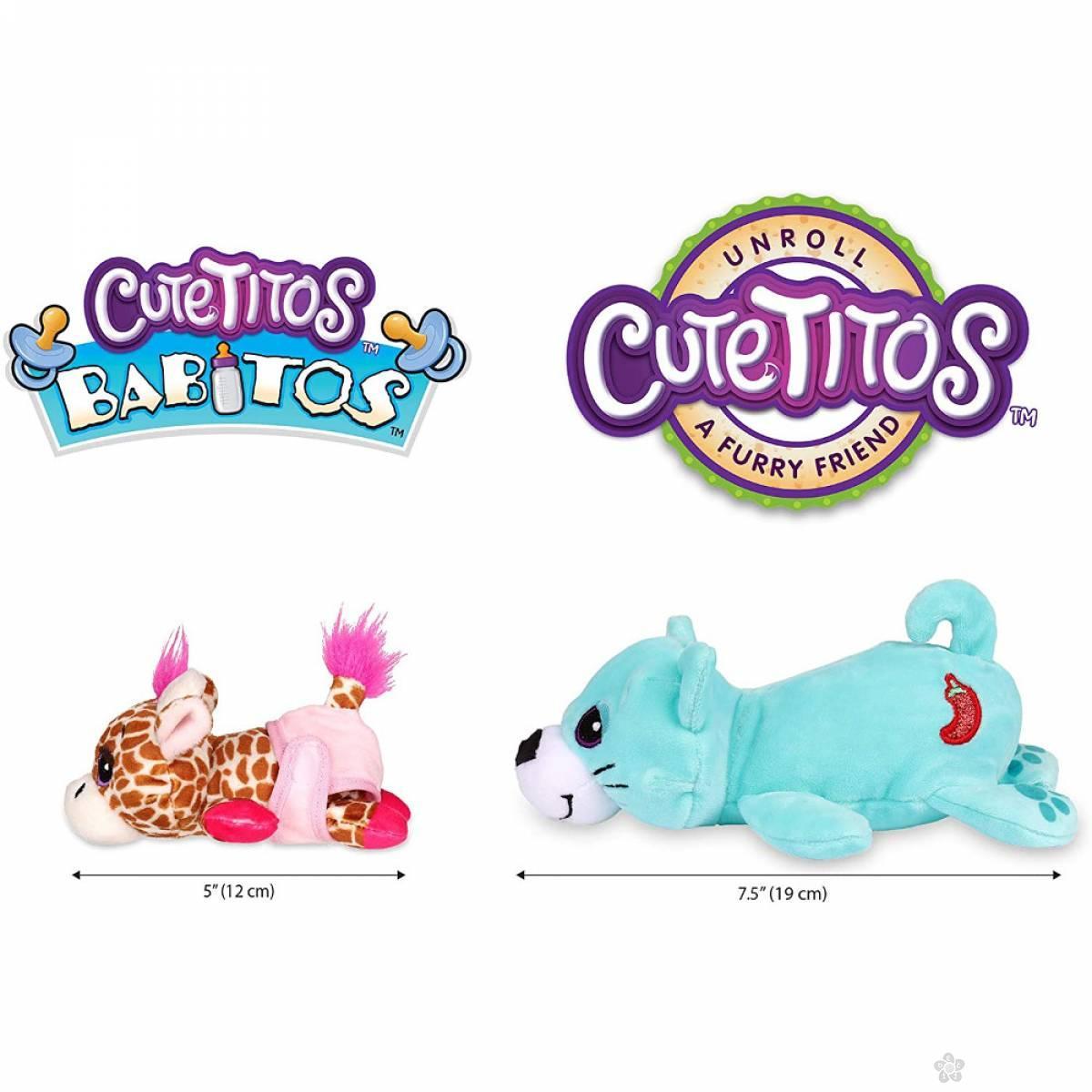 Plišane životinjice Cutetitos 39140