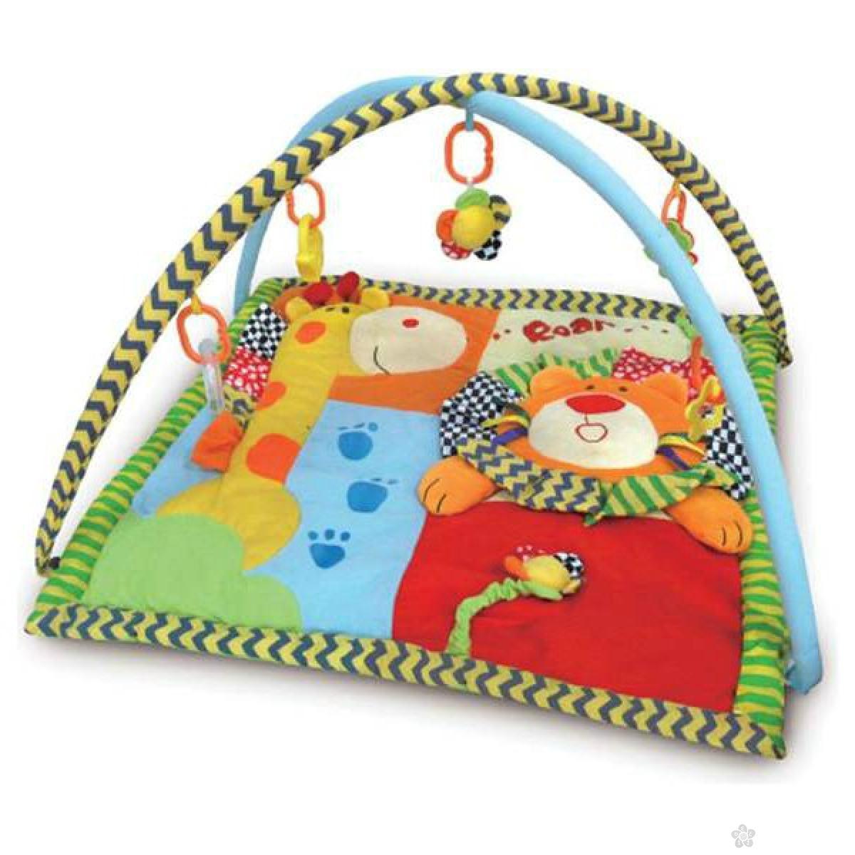 Baby Podloga za Igru Safari Kikka Boo, 31201010002