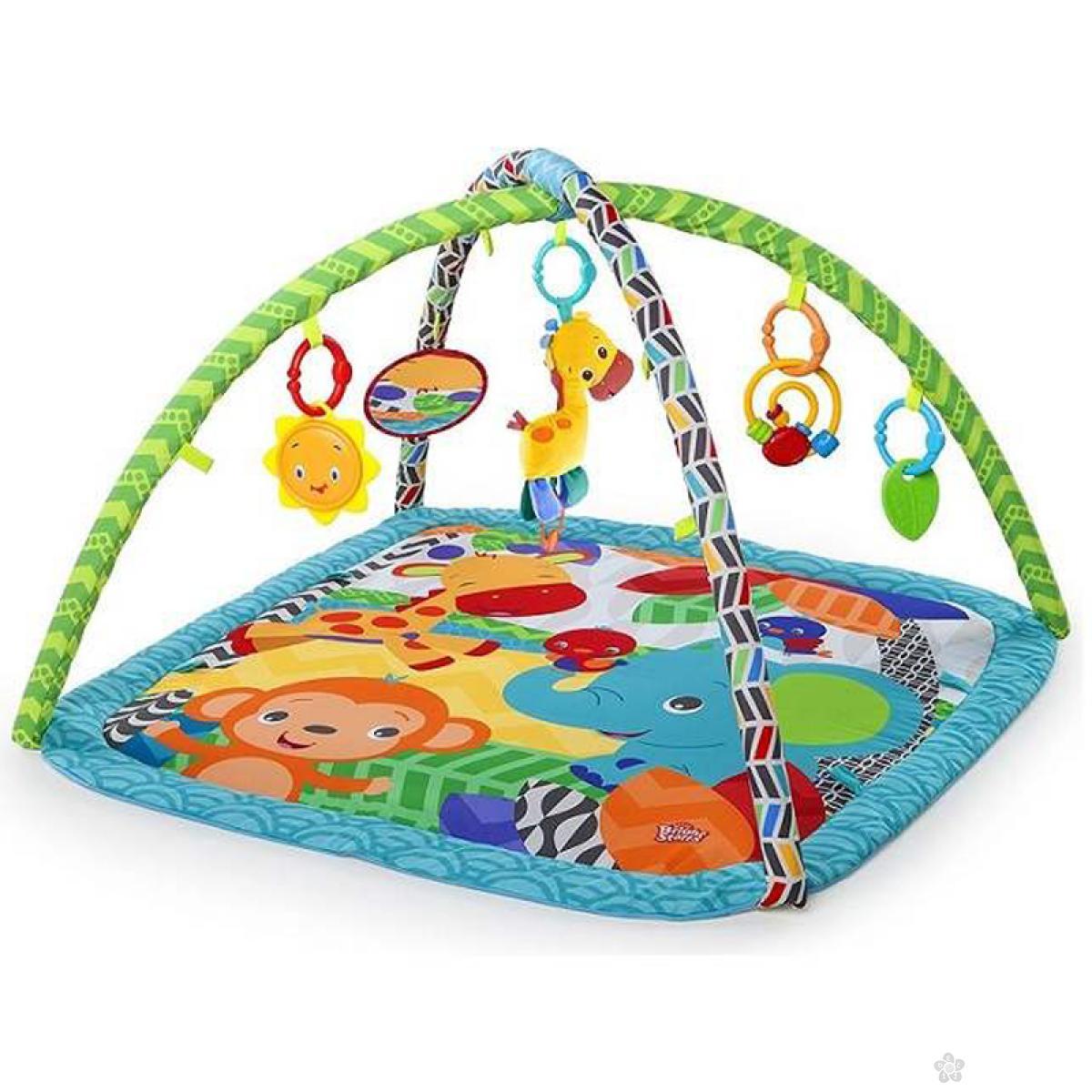 Podloga za igru Kids II Zoo SKU52169