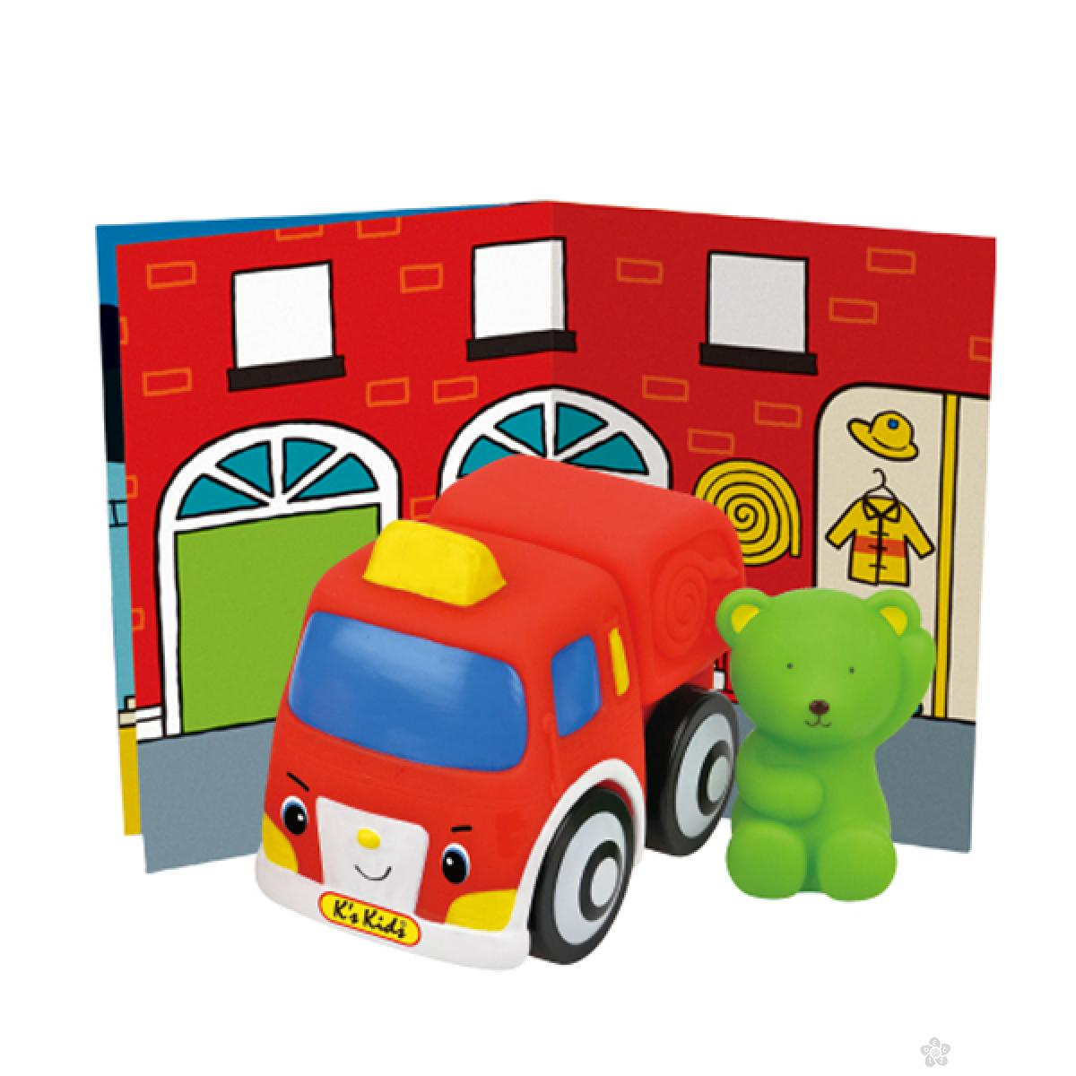 Popbo vatrogasno vozilo  Ks Kids, KA10644-GB