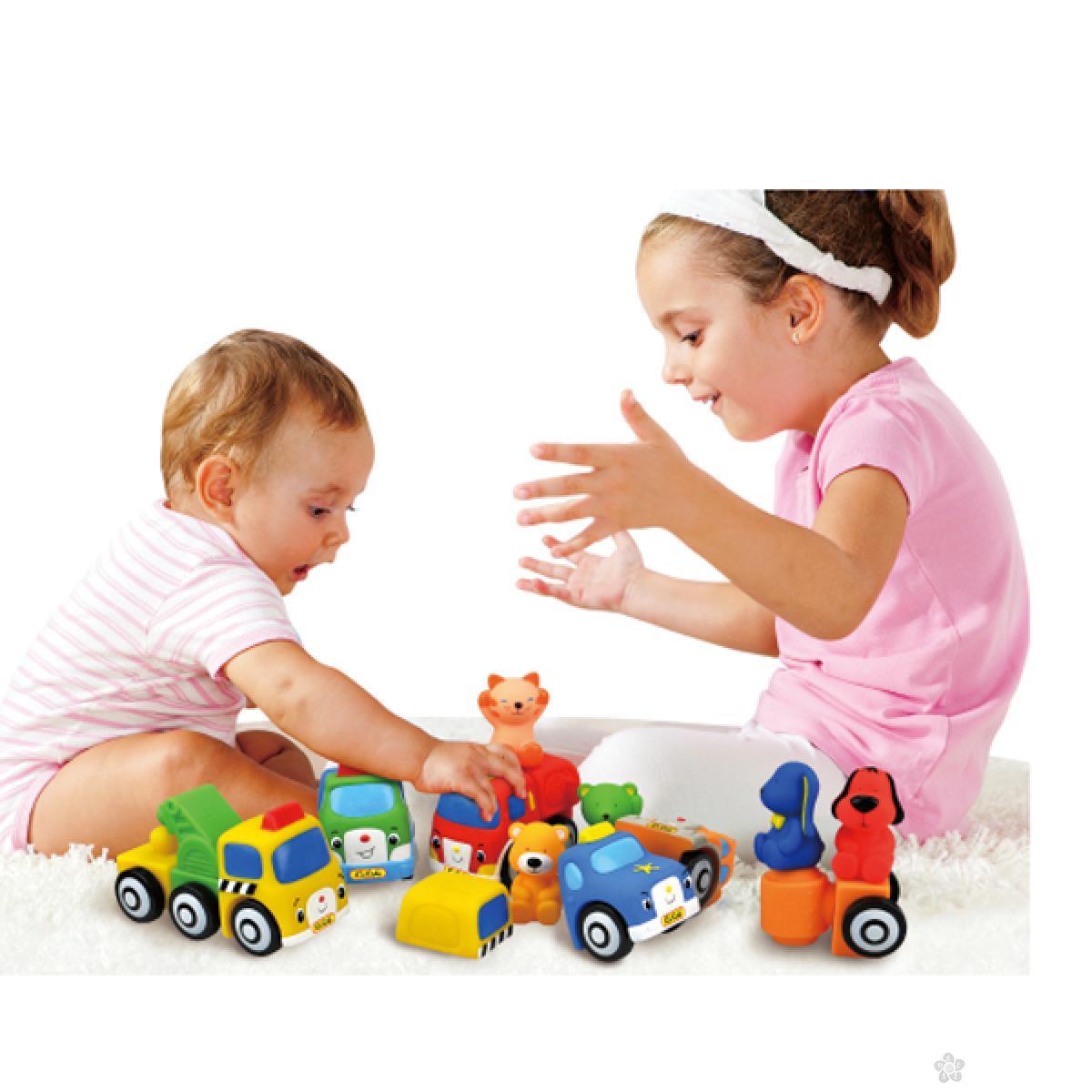 Popbo vozilo-Bobijev gradski kamion Ks Kids, KA10646-GB