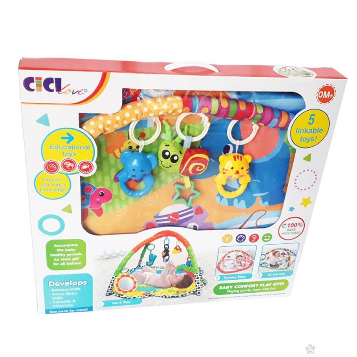 Baby podloga za igru CC8642