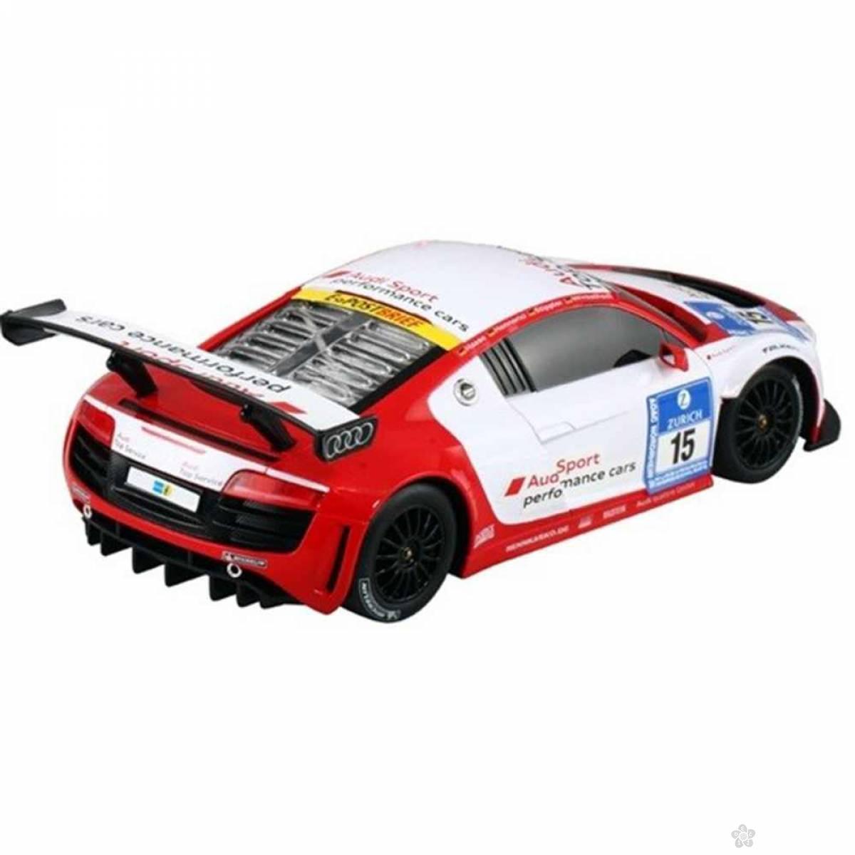 Auto R/C 1:18 Audi R8 LMS