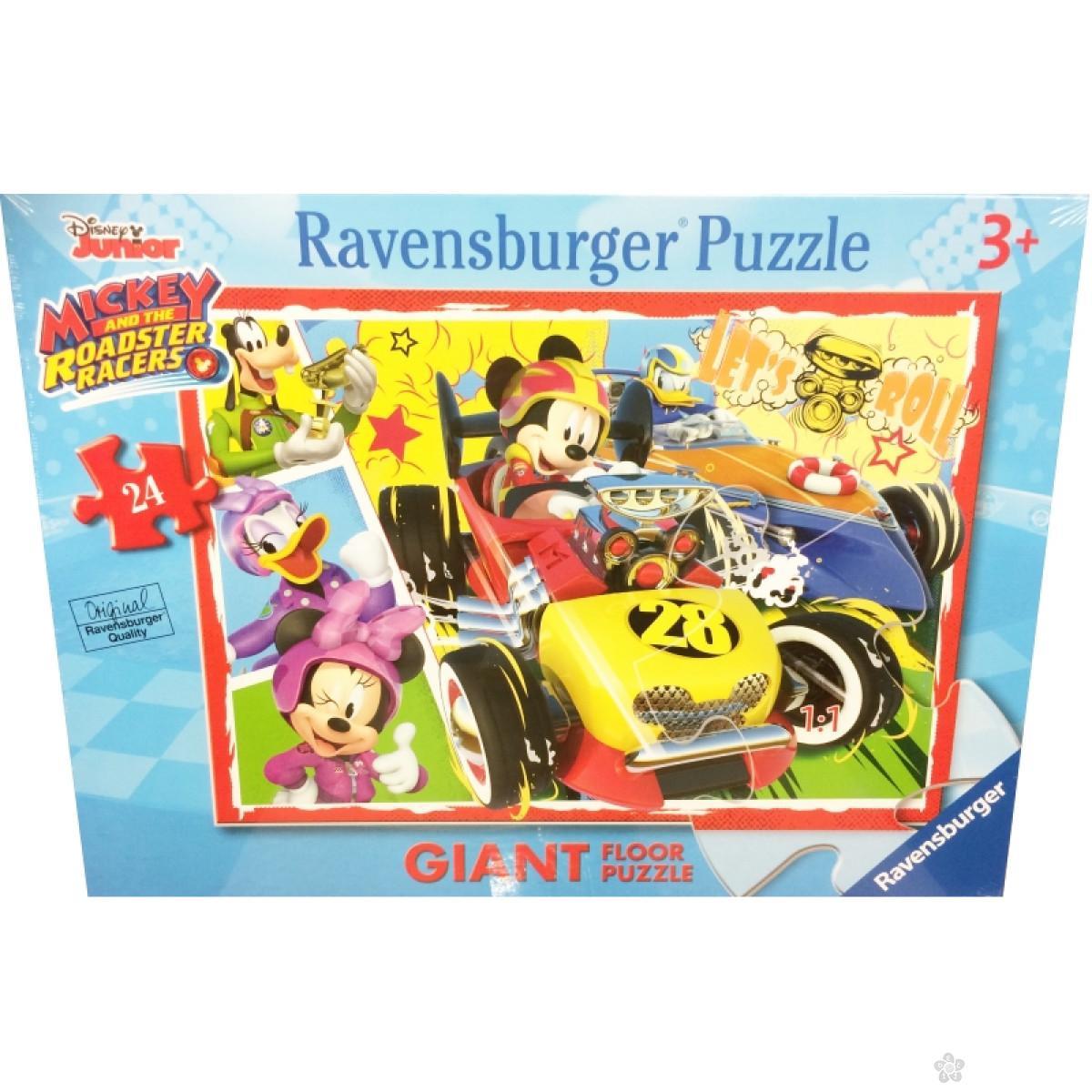 Ravensburger podne puzzle (slagalice) - Mickey, RA05331