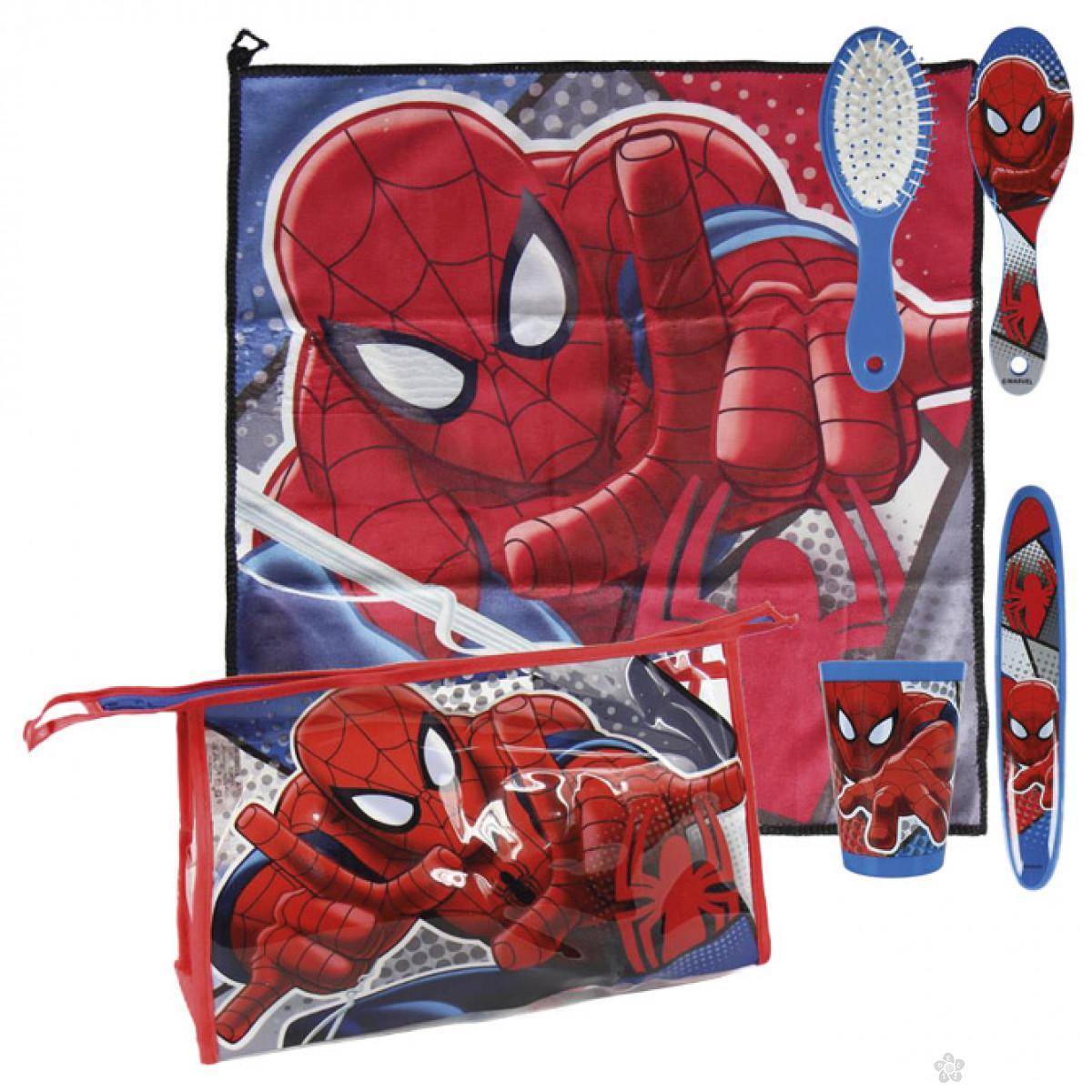Set za negu - neseser Spiderman 610251