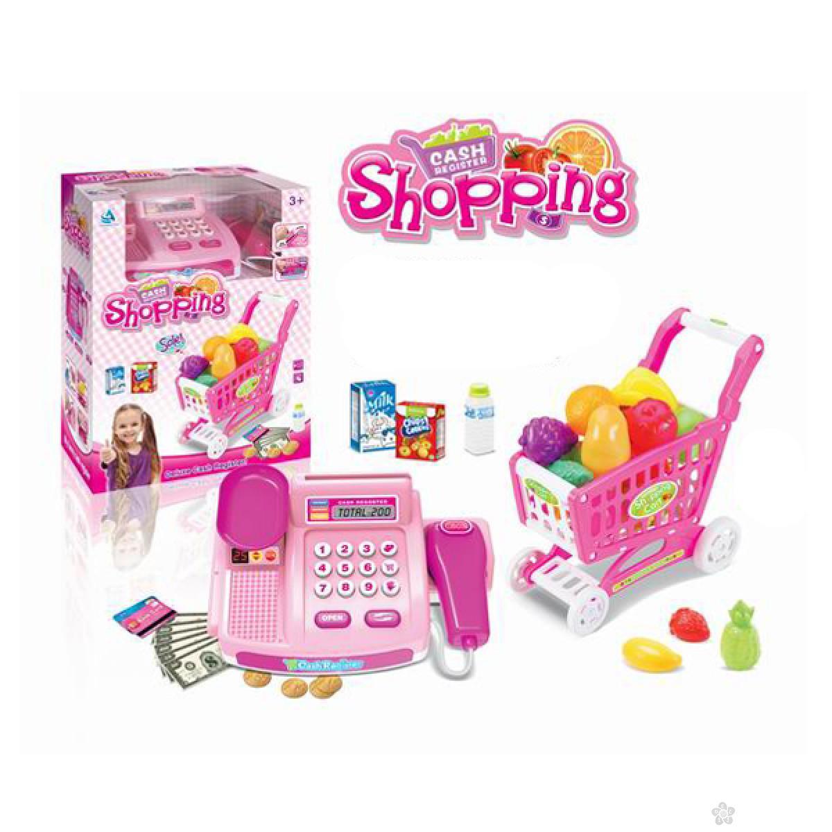 Setovi za devojčice - Supermarket set 100145