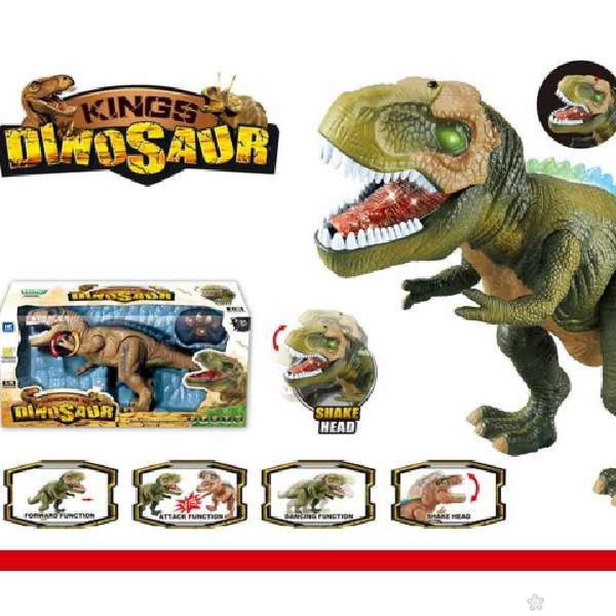 Tiranosaurus na daljinski 867044