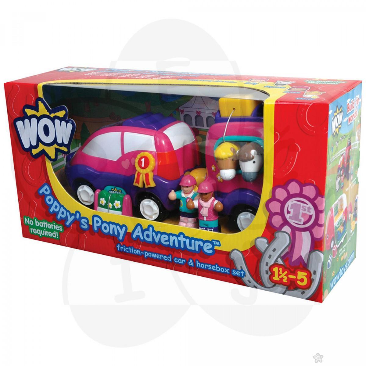 Wow igračka avanture sa ponijem