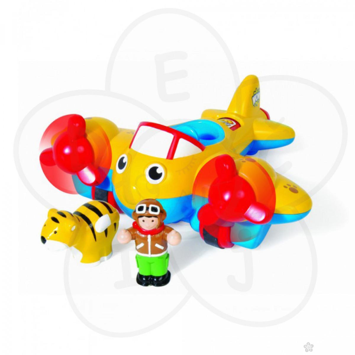 Wow igračka avion