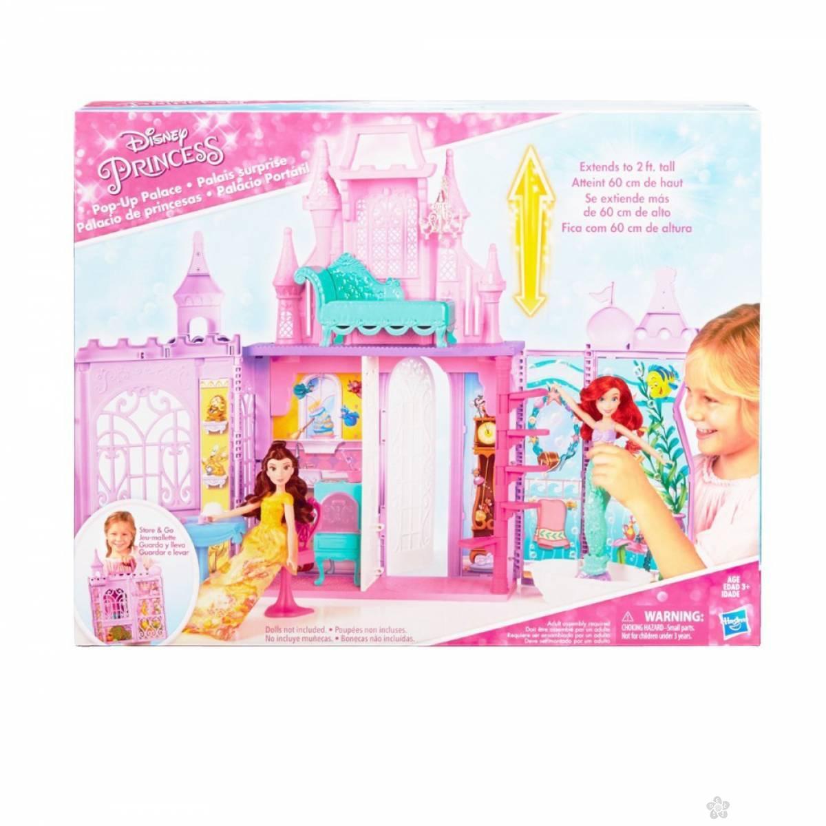 Zamak za princeze 60cm  E1745