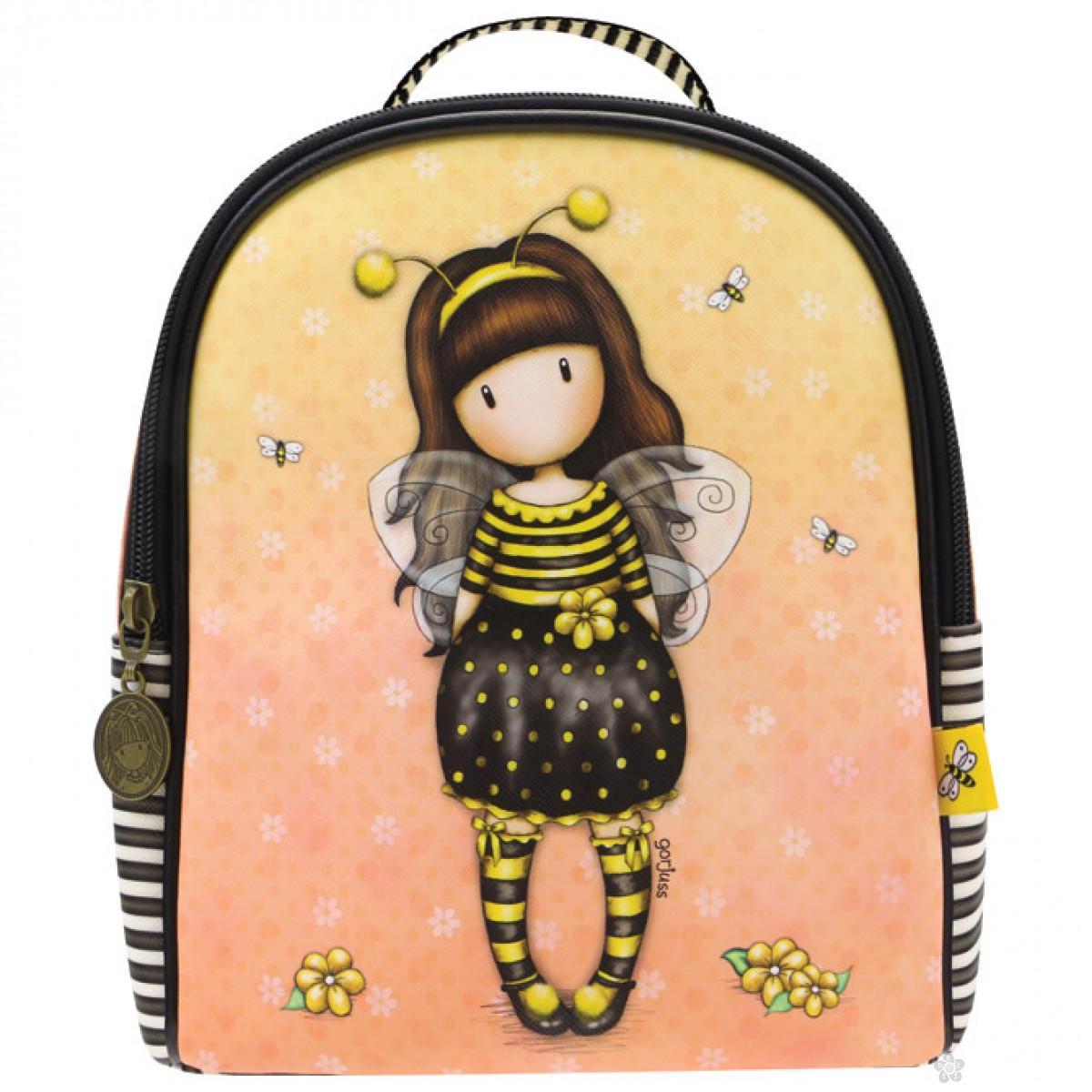 Gorjuss ranac za vrtić Just Bee-Cause, 904GJ01
