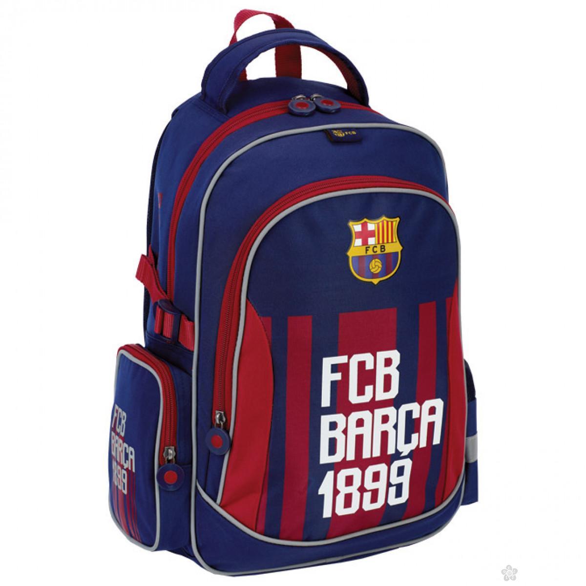 Ranac đački sa ojačanjem FC Barcelona FC-172 Astra 502018002