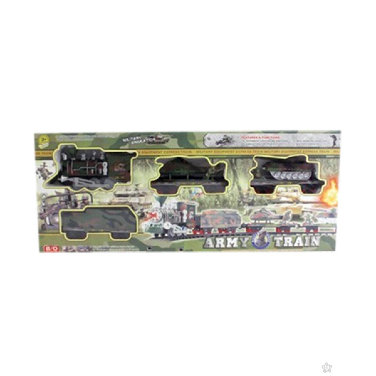 Vojni voz 0101099