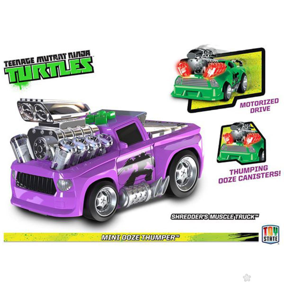 Autić Ninja kornjače Raphs Ooze Booster 0126767