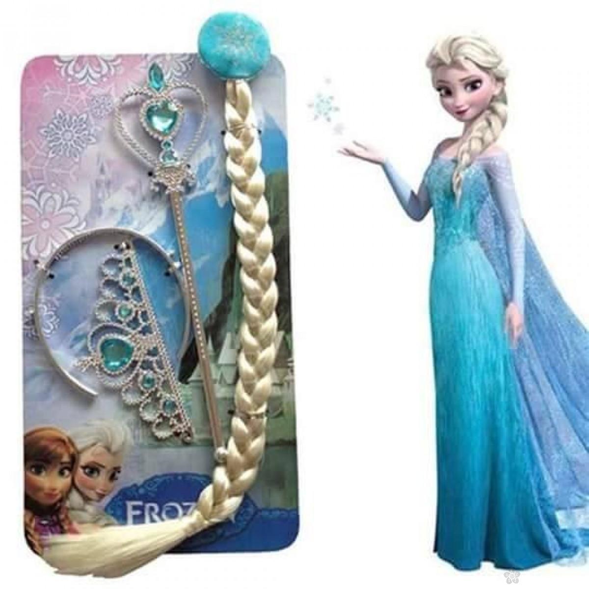 Kostim Kika Frozen Elsa