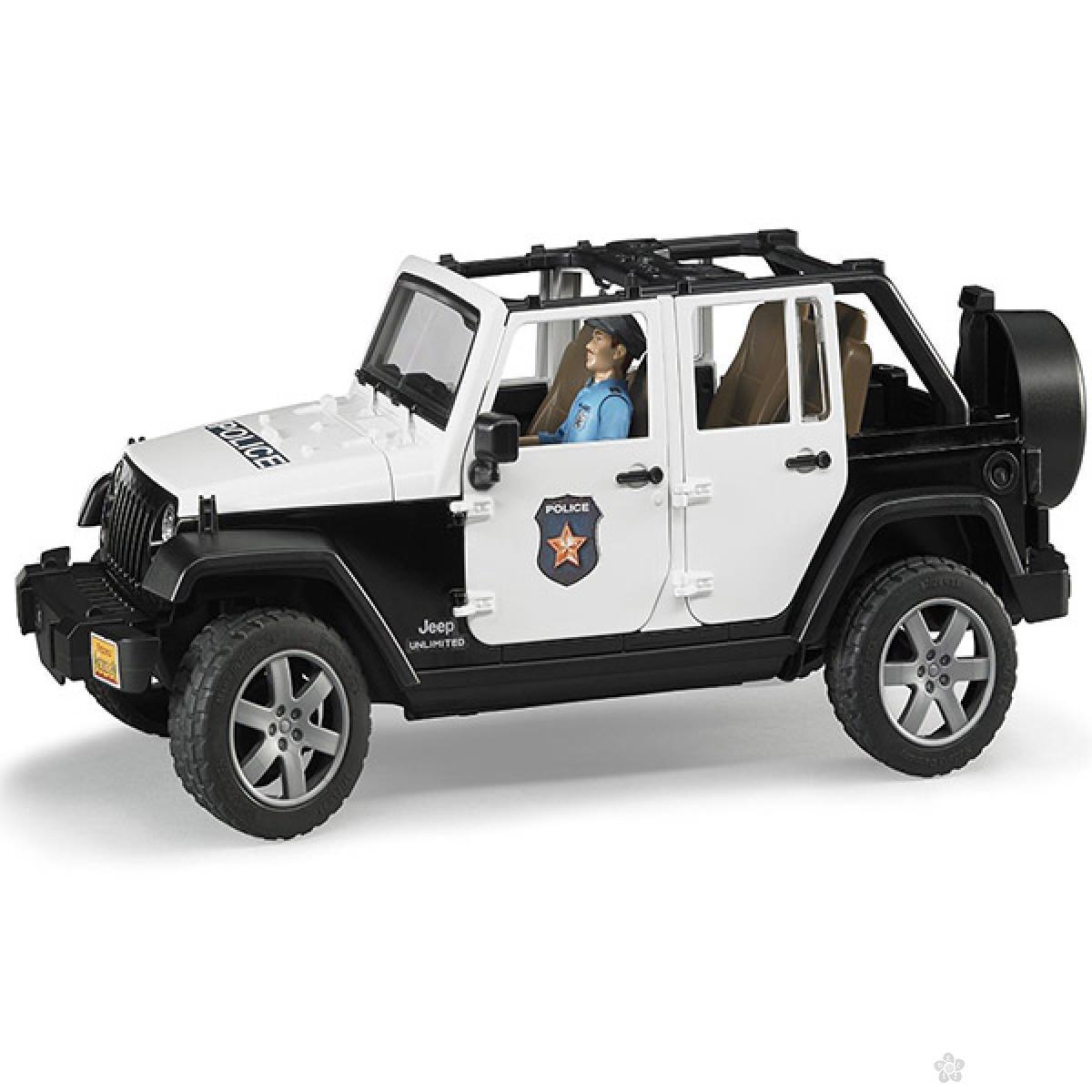 Jeep Wrangler UR police sa policajcem 025267