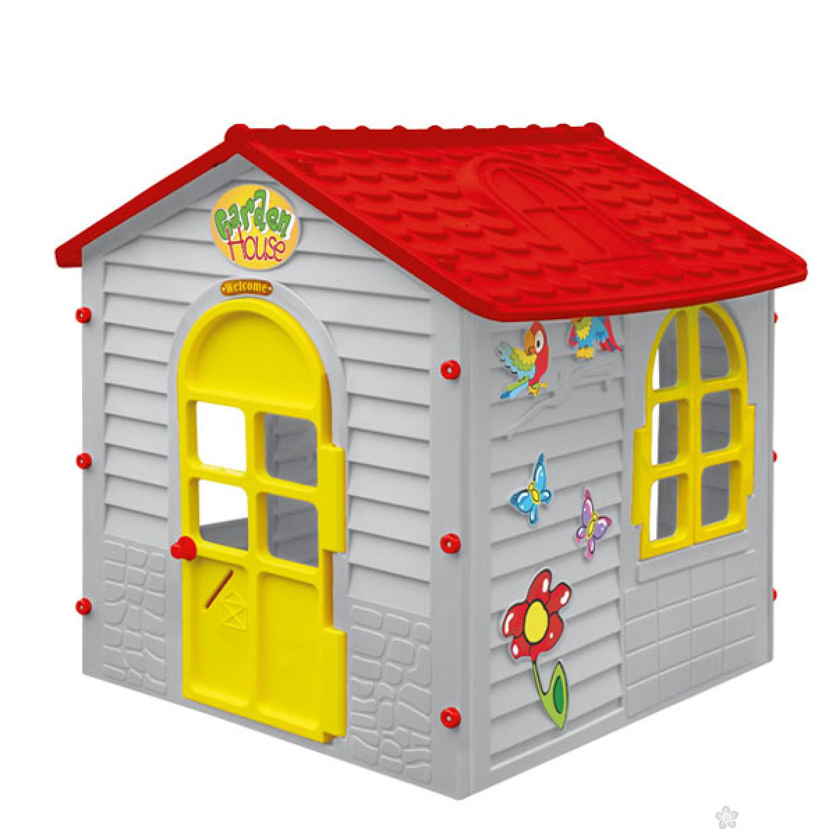 Baštenska kućica Garden House 04/11156