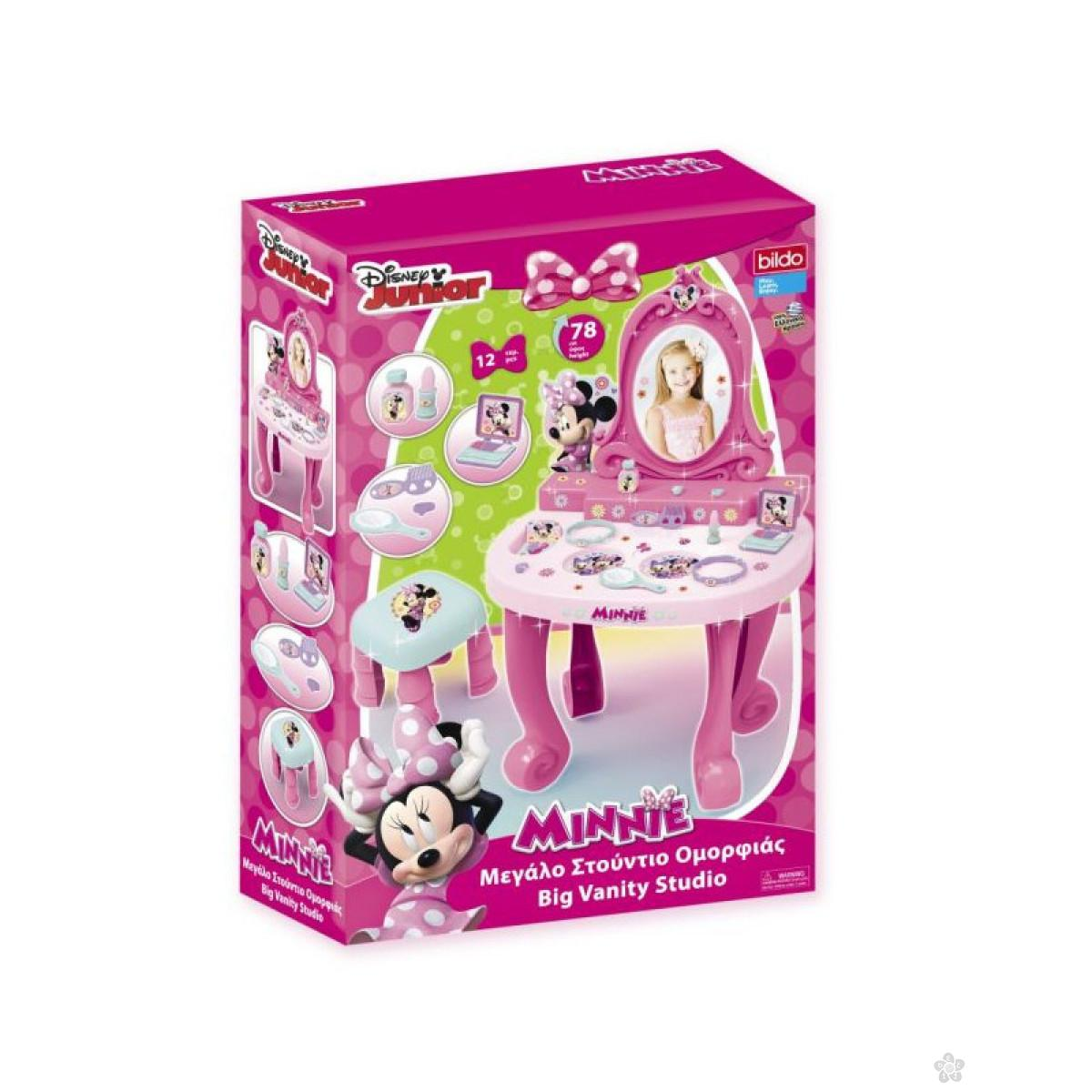 Set za ulepšavanje Minnie 04/8444